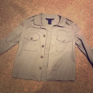 Marc Jacobs original army jacket